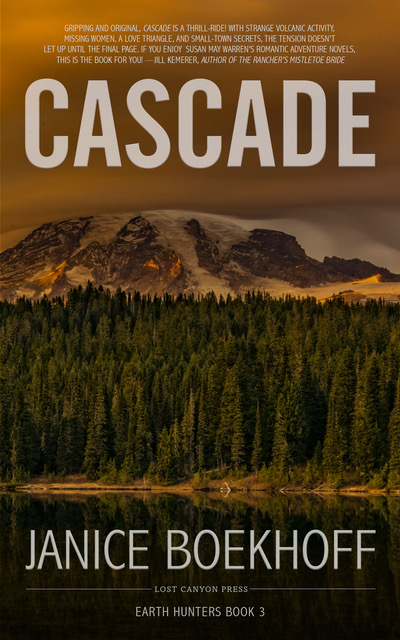 Cascade by author Janice Boekhoff