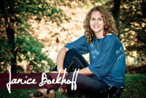 Author Janice Boekhoff