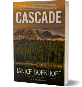 Cascade by Author Janice Boekhoff