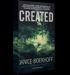 Created by Author Janice Boekhoff