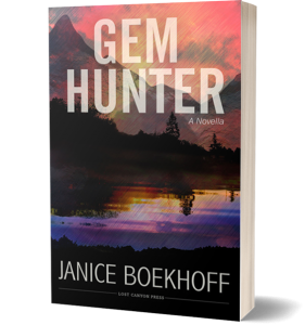 Gem Hunter by Author Janice Boekhoff