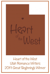 Heart of the West 2019 Great Beginnings Winner