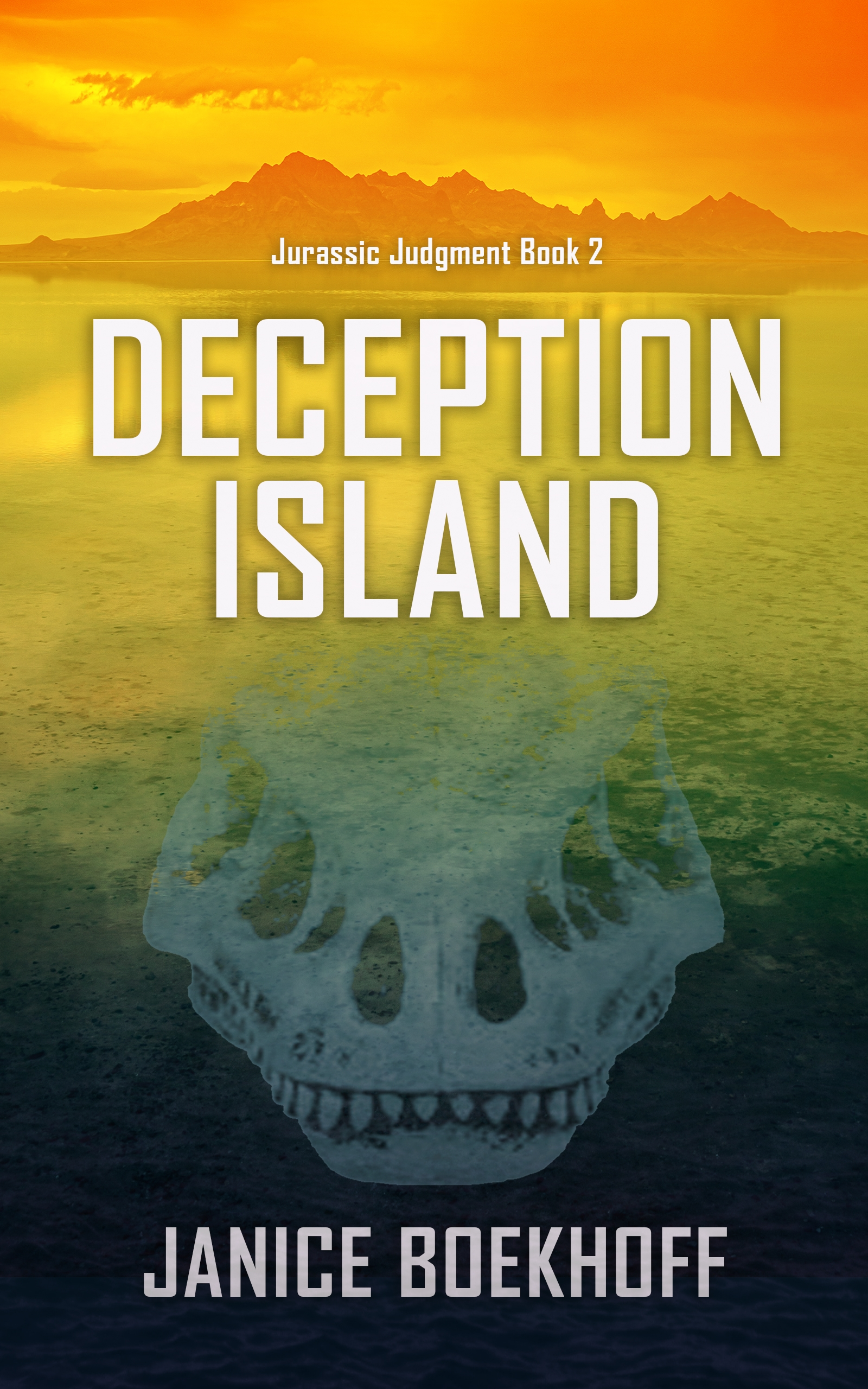 Deception Island by Author Janice Boekhoff